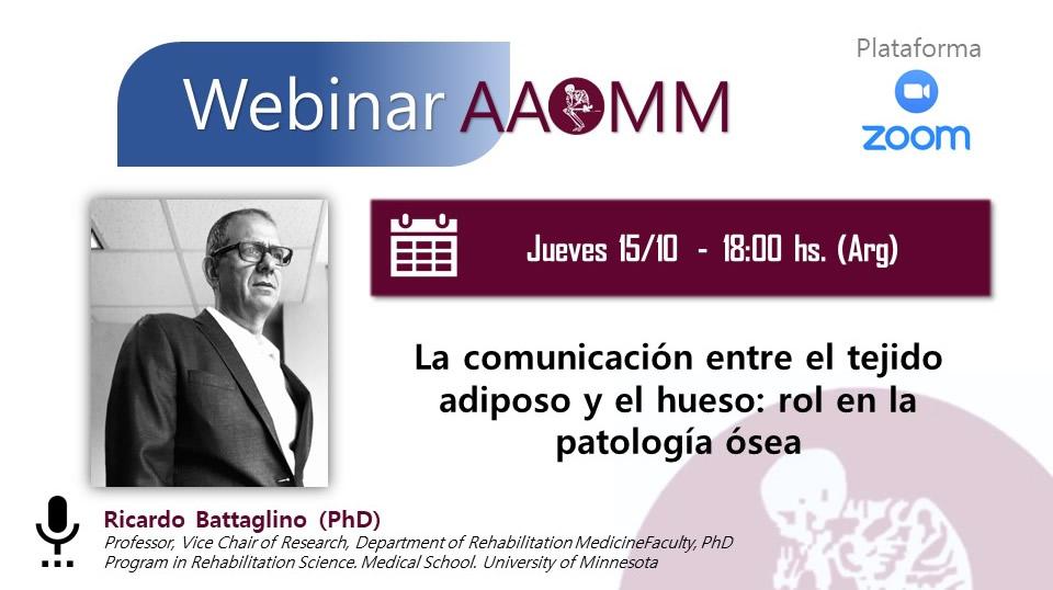 Webinar AAOMM: Dr. Battaglino