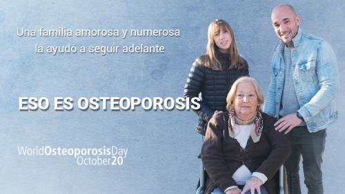 Día Mundial de la Osteoporosis 2020