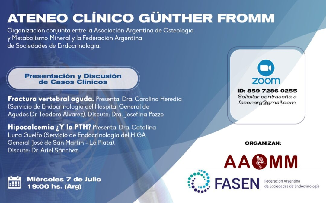 Ateneo Clínico Gunther Fromm